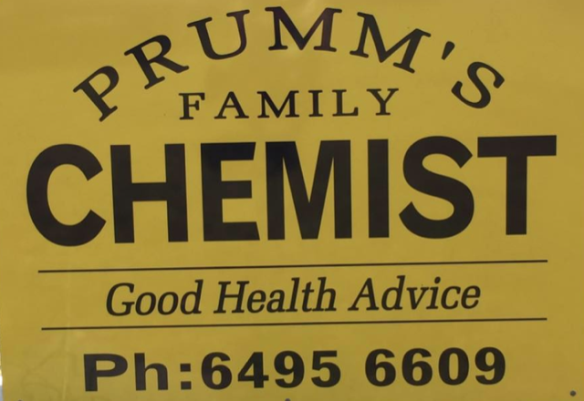 prumms chemist