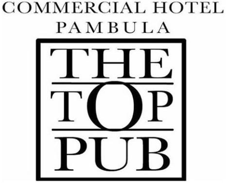 commercial hotel the top pub pambula