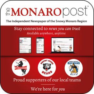monaro post