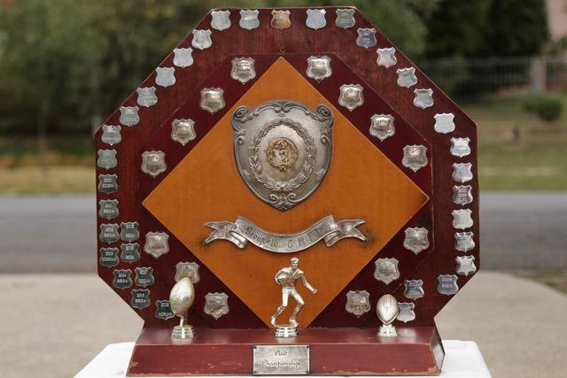Group 16 championship shield