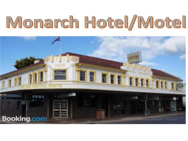 monach hotel motel