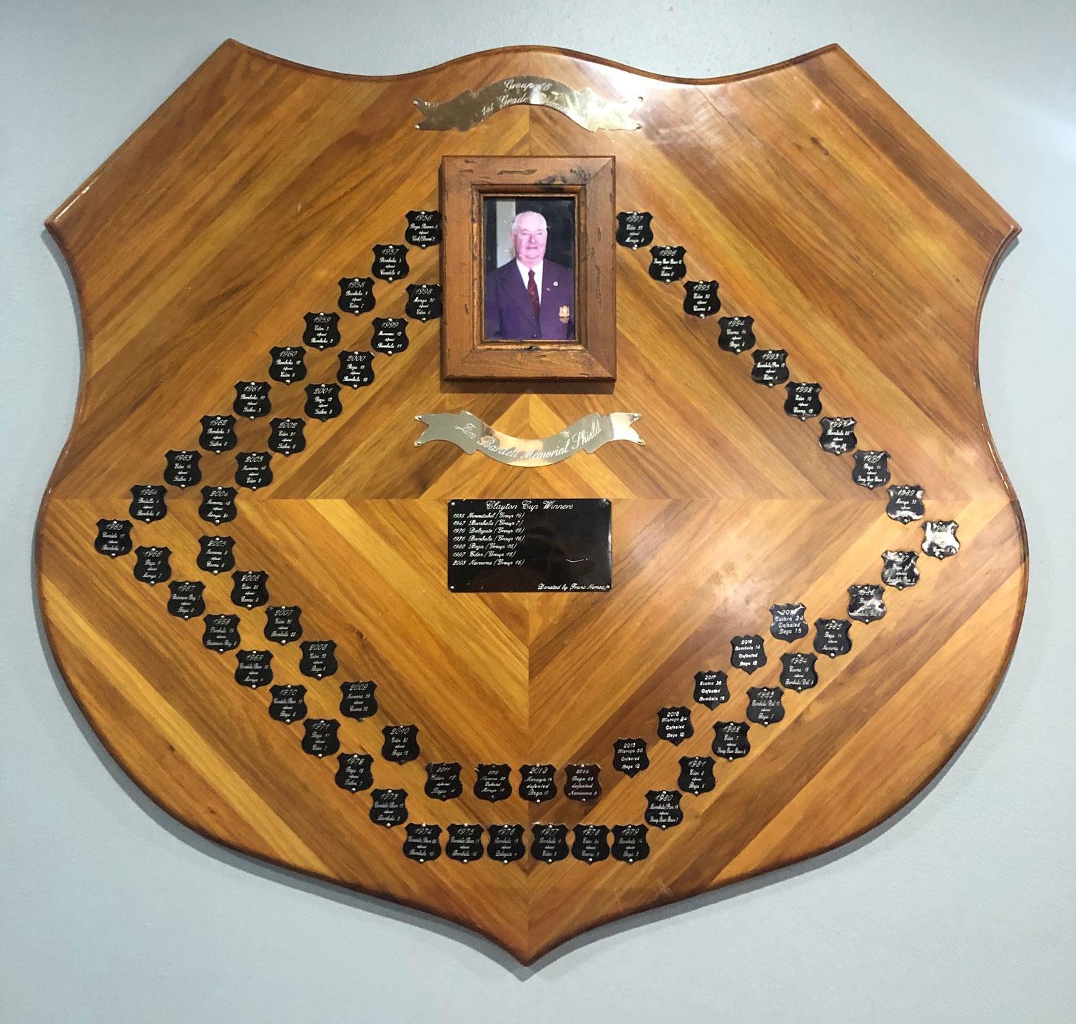 premiership shield