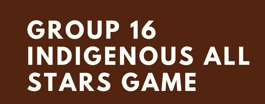 group 16 indigenous all stars game